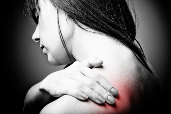 what life is like with chronic pain shoulder