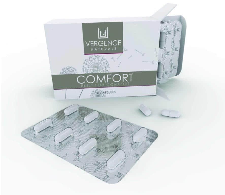 Natural pain management supplement, Comfort! Pain Management Supplement