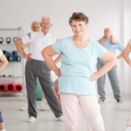 Exercise and Physical Activity for Seniors: Getting Fit for Life