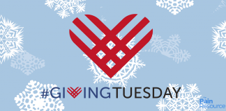 Giving Tuesday Pain Resource