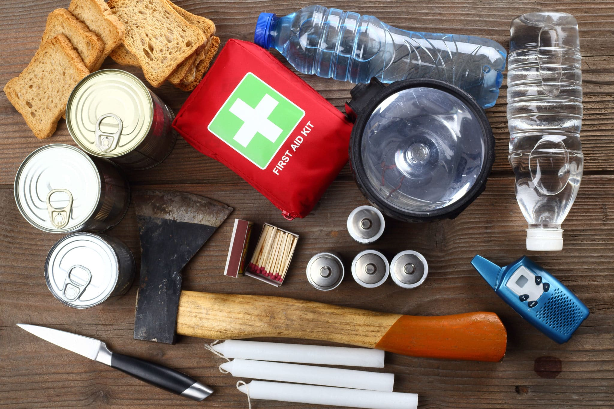 Storm Prep: What to Include on Your Hurricane Grocery List