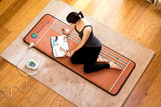 infrared mat for chronic pain, Infrared Mats for Chronic Pain can help you Live Better