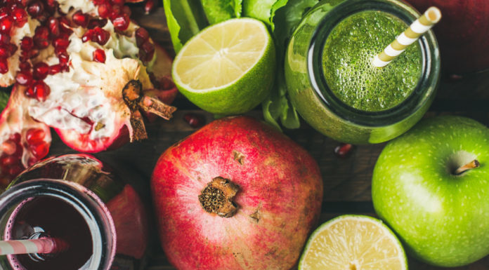 Juicing for pain relief