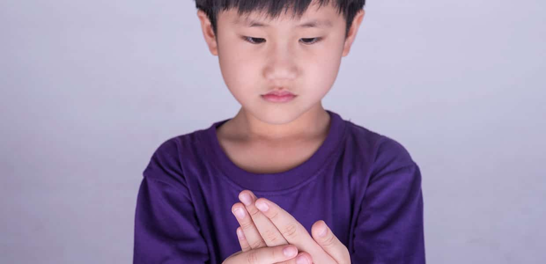 juvenile rheumatoid arthritis, Early Signs of Juvenile Rheumatoid Arthritis