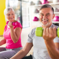 National Senior Health and Fitness Day Exercises