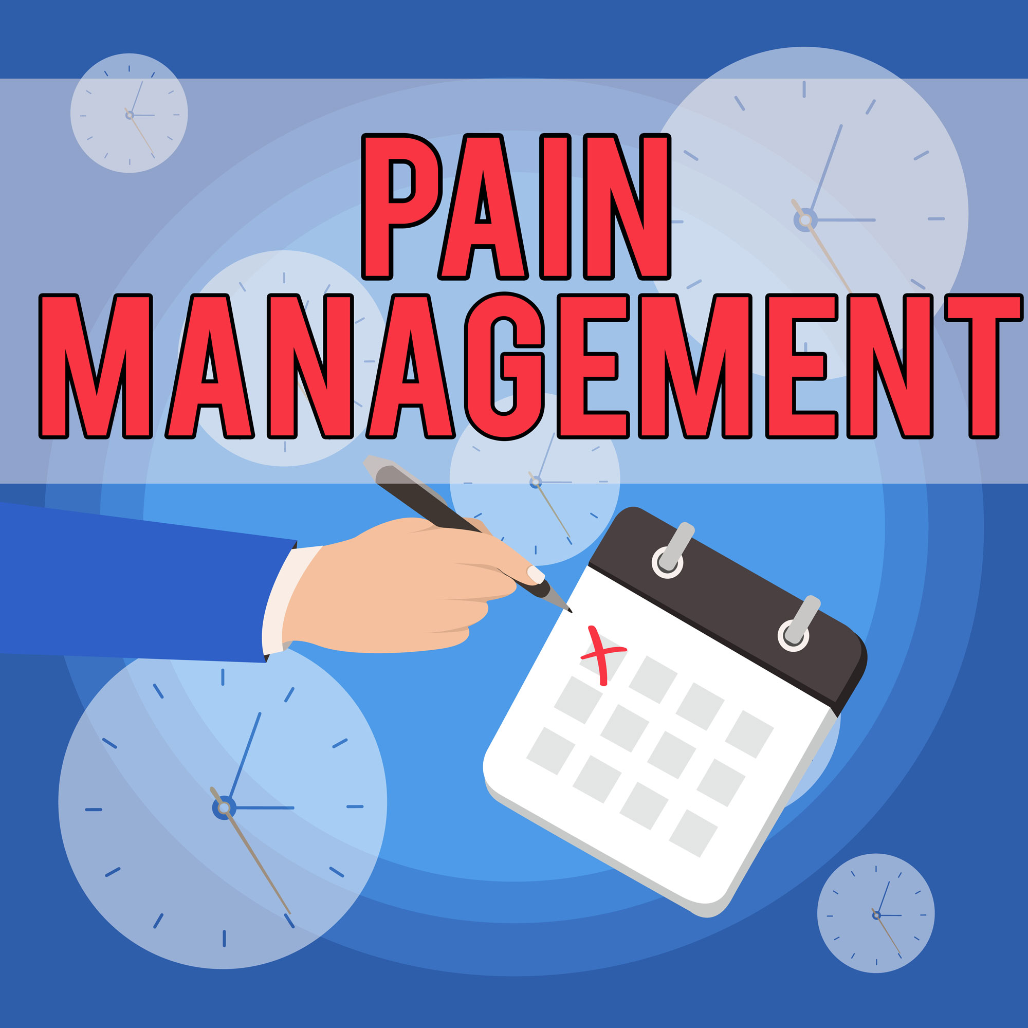 Pain Resolution, 12 Months 'Til Less Pain in 2017!