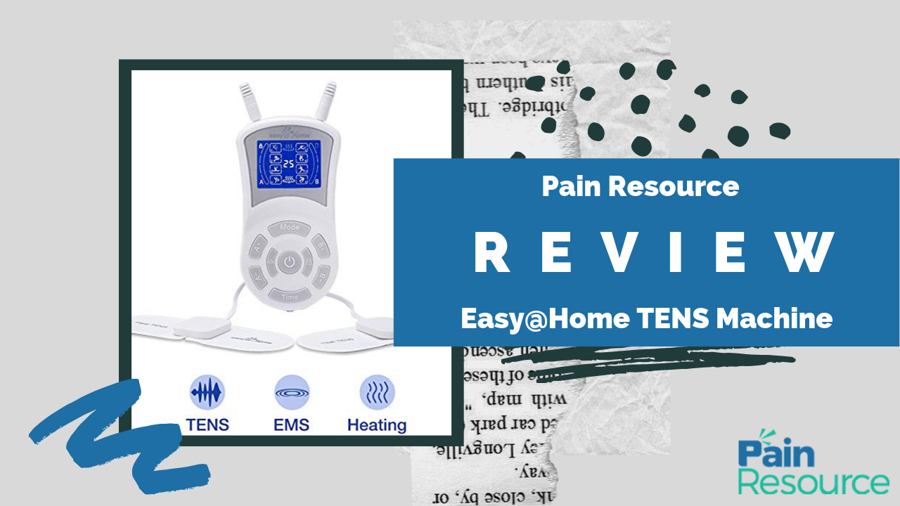 , Review: Easy@Home Heat TENS Unit