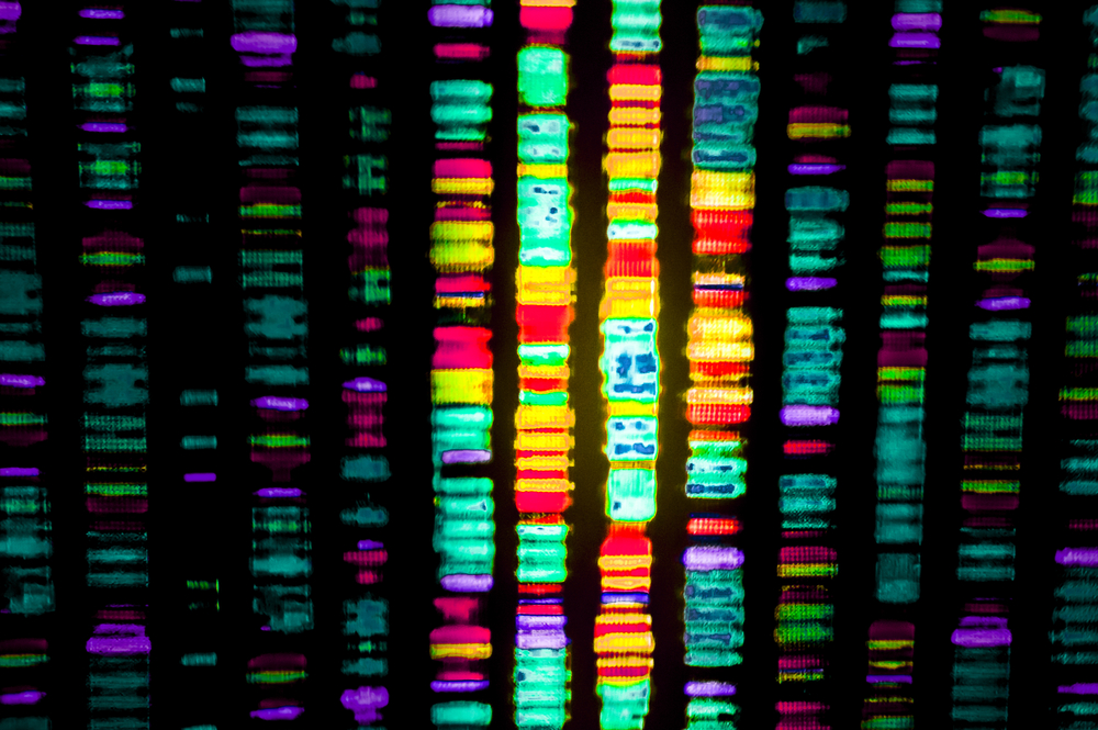 dna sequence editing for pain