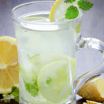Ginger Mint Lemonade Recipe