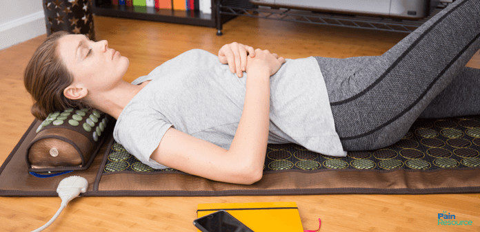 infrared mat for chronic pain