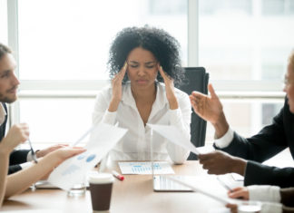 chronic pain in the workplace
