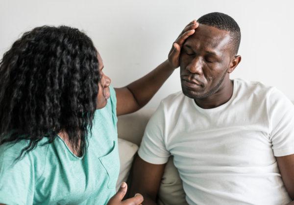 chronic pain and flu symptoms