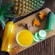 juicing for pain relief, Juicing for Pain Relief