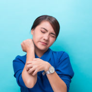 4 Conditions That Can Make Skin Sensitive to Touch