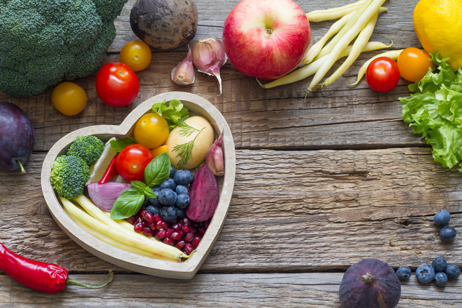 Heart Healthy Diet Tips for American Heart Month
