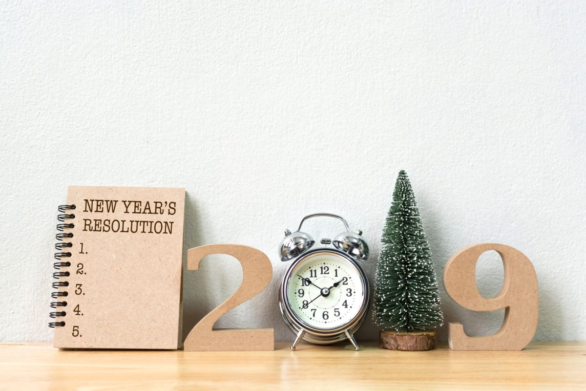 New Year's resolutions for chronic pain, Try These 3 New Year's Resolutions for Chronic Pain