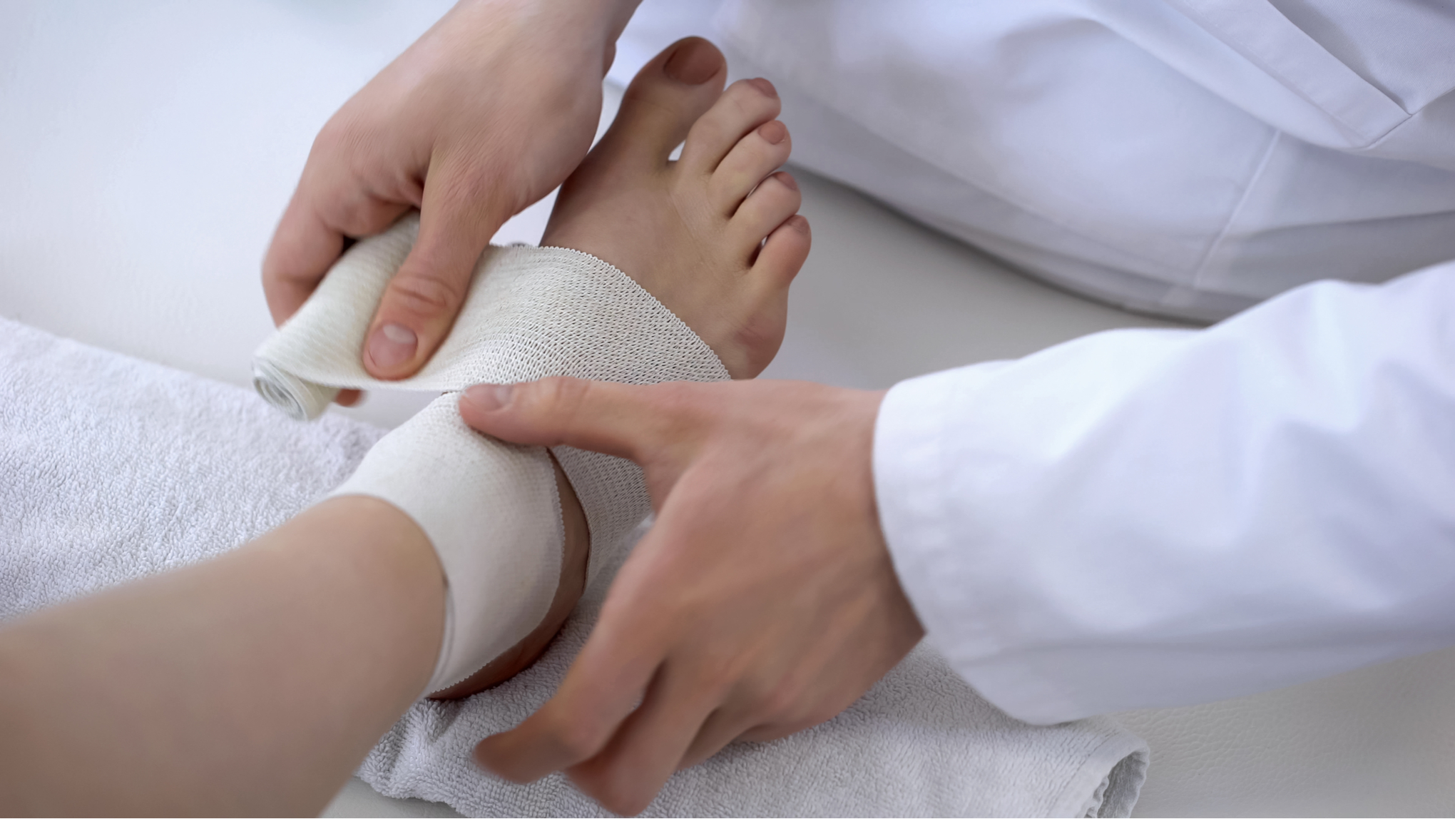 sprains and strains, Treating Sprains and Strains: Are You Doing It Wrong?