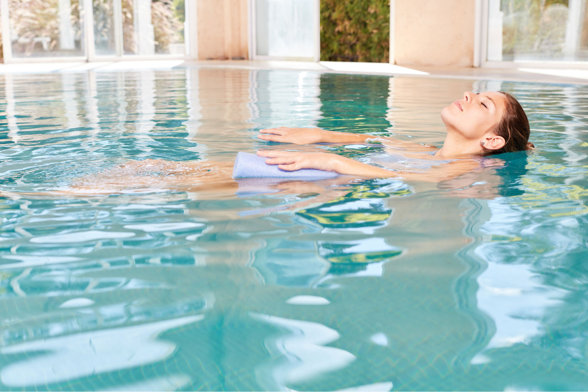 aqua yoga for chronic pain, Why You Should Try Aqua Yoga For Chronic Pain