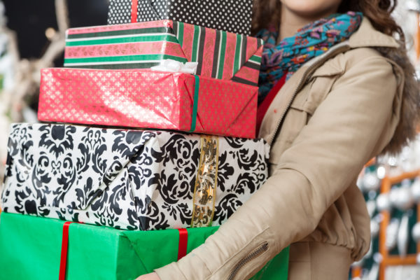 holiday shopping with chronic pain