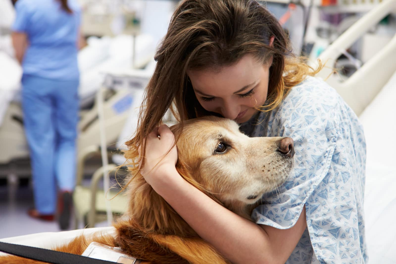animal therapy for chronic pain, Animal Therapy for Chronic Pain: How Fluffy Can Help Heal