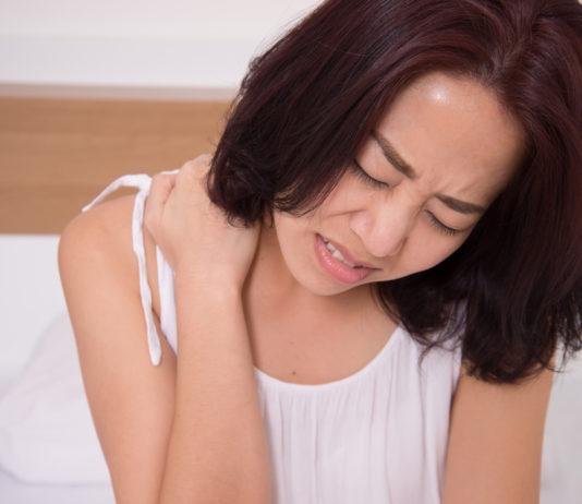 treat stiff neck pain