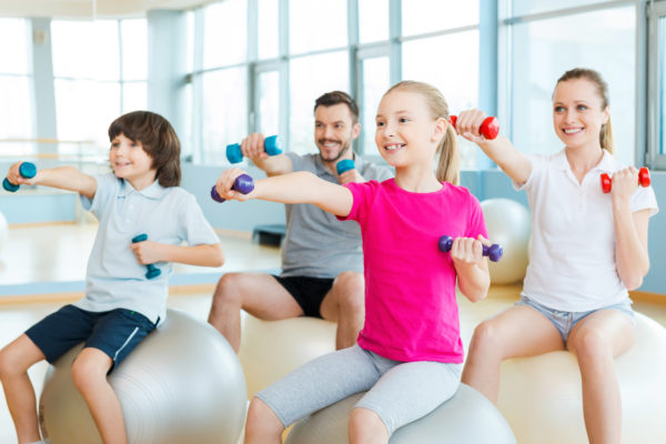 joint-friendly fitness ideas
