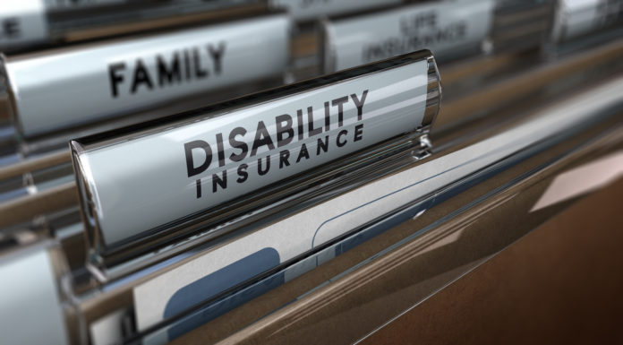 long term disability insurance and chronic pain