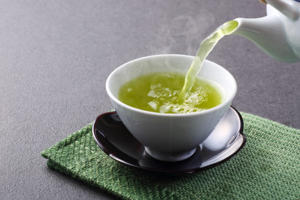 easing chronic pain with tea