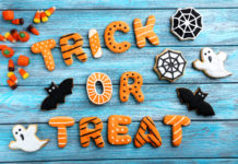 healthy Halloween options