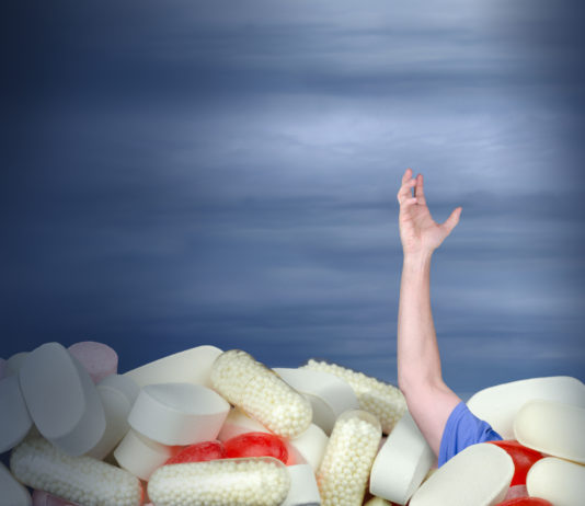 what is opioid addiction