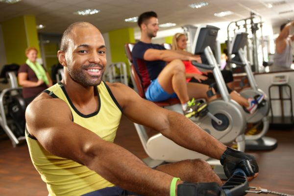 rowing, Row, Row, Row Yourself Into Top Fitness Trend