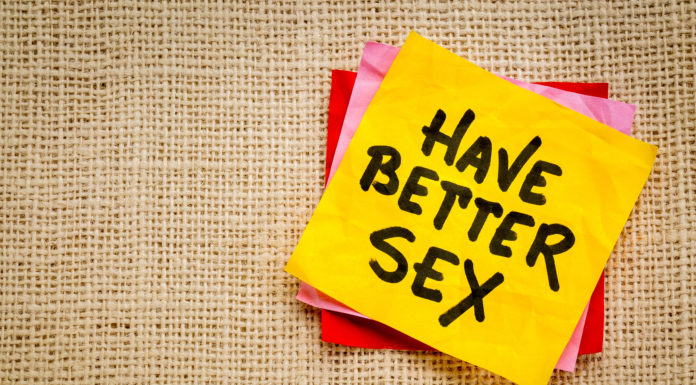 better sex life with chronic pain