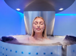 Cryotherapy for pain management