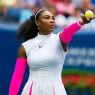 Serena Williams Ushers in Breast Cancer Awareness Month Through Song
