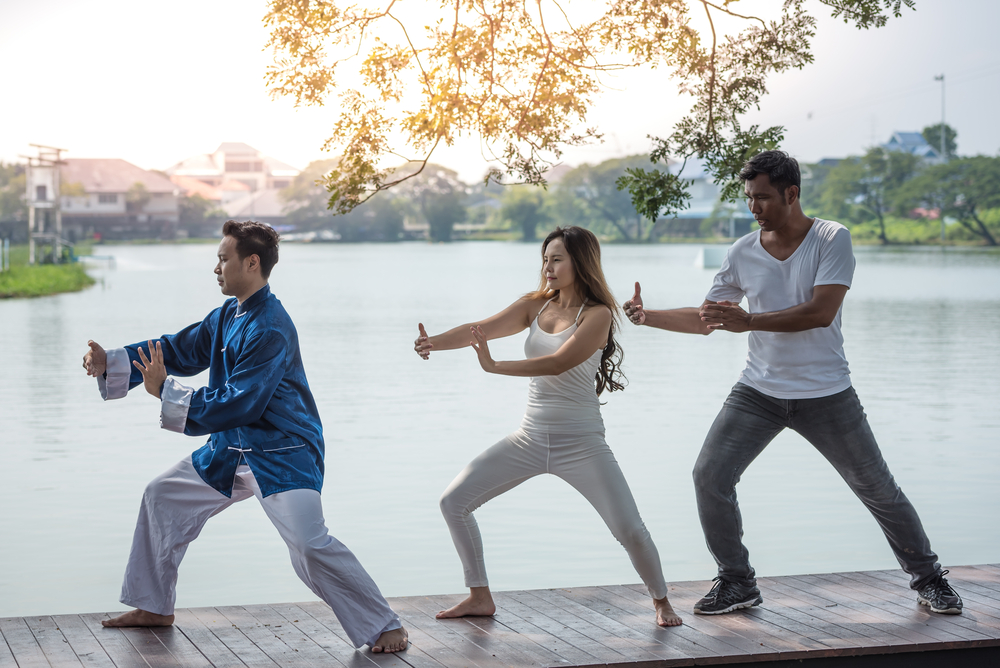 sports you can play with chronic pain tai chi