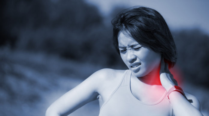 how to manage back and neck pain as an athlete