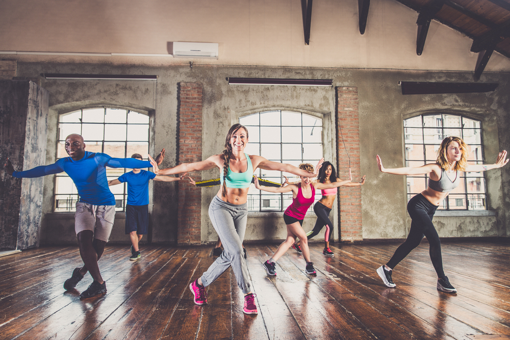 sports you can play with chronic pain dance