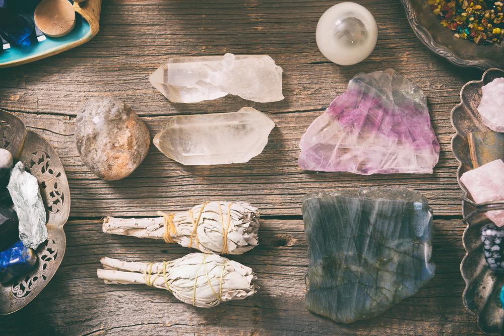 healing crystals alternative treatments for pain
