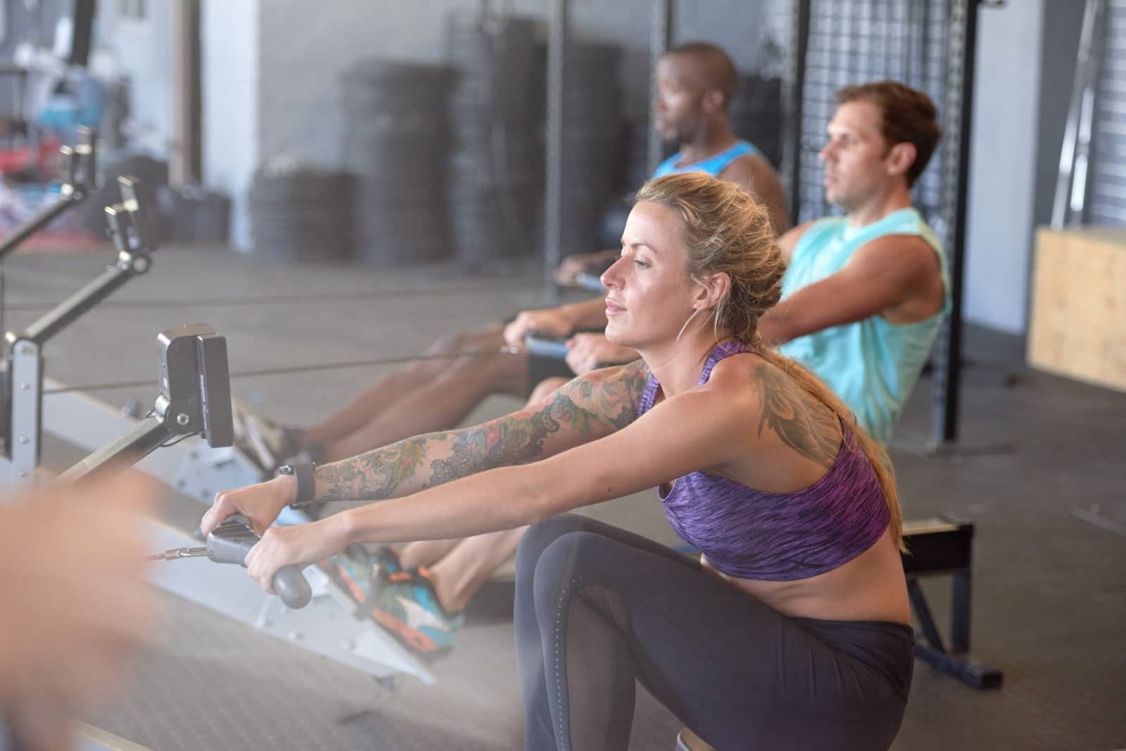 Row, Row, Row Yourself Into Top Fitness Trend
