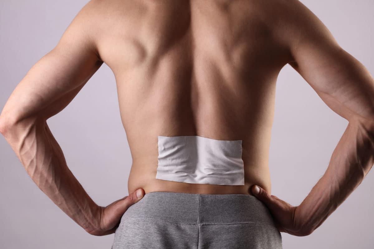 pain relief patches energeze patch