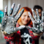 4 Benefits of Art Therapy for Chronic Pain