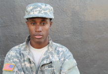 military members with chronic pain