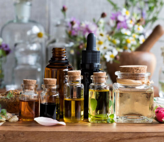 Top 10 Essential Oils for Chronic Pain