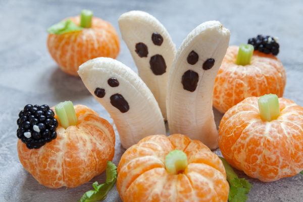 Fun and healthy Halloween treats while enjoy the holidays with chronic pain