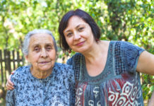 coping while caregiving