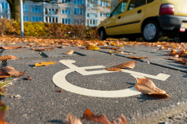 Parking and living with an invisible illness
