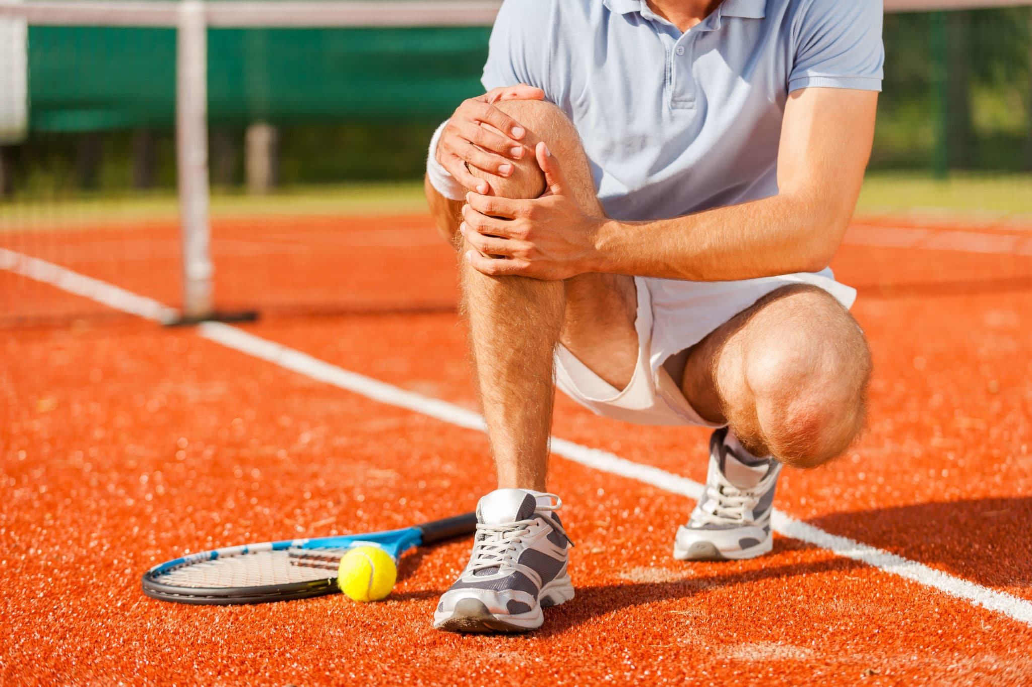 managing a sports injury, Stay Off the Sideline: 3 Tips to Help Manage a Sports Injury